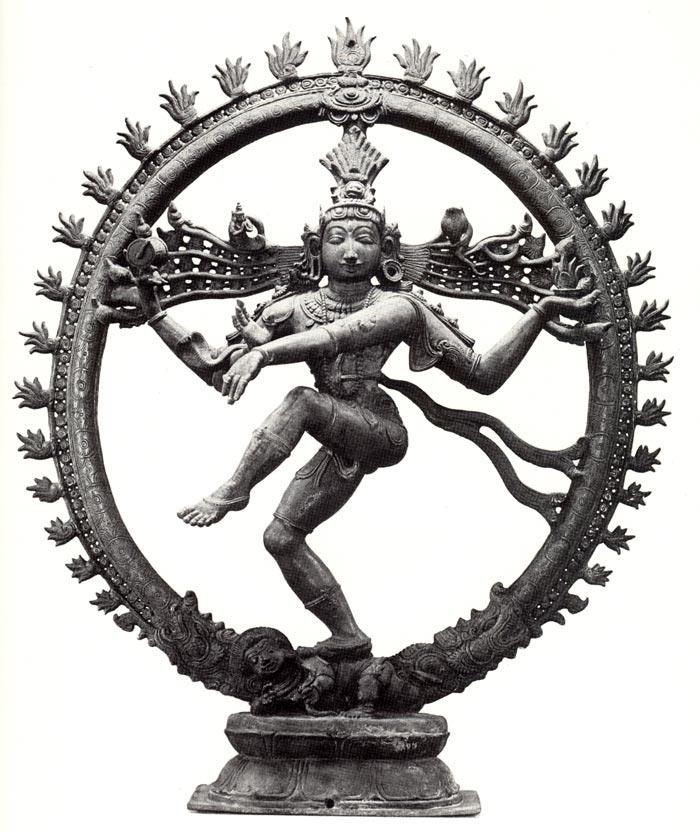 Shiva Nataraja Sri Lanka 11th Century